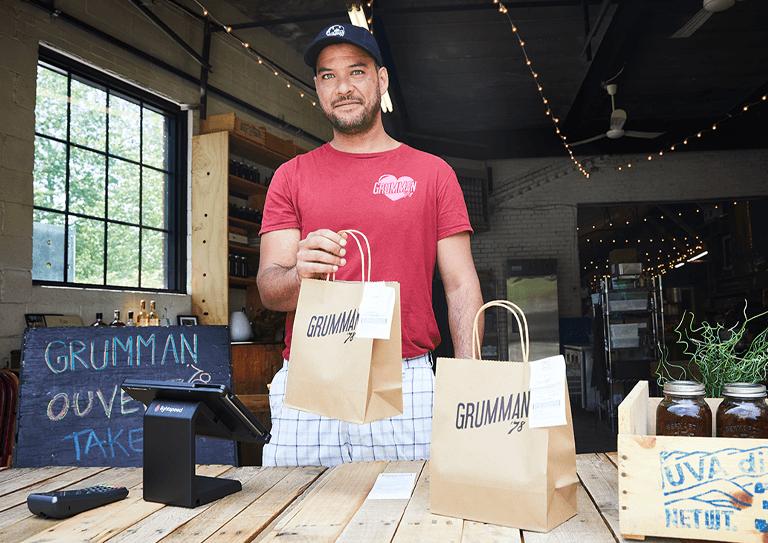 Parez votre restaurant pour l'avenir avec Lightspeed Delivery