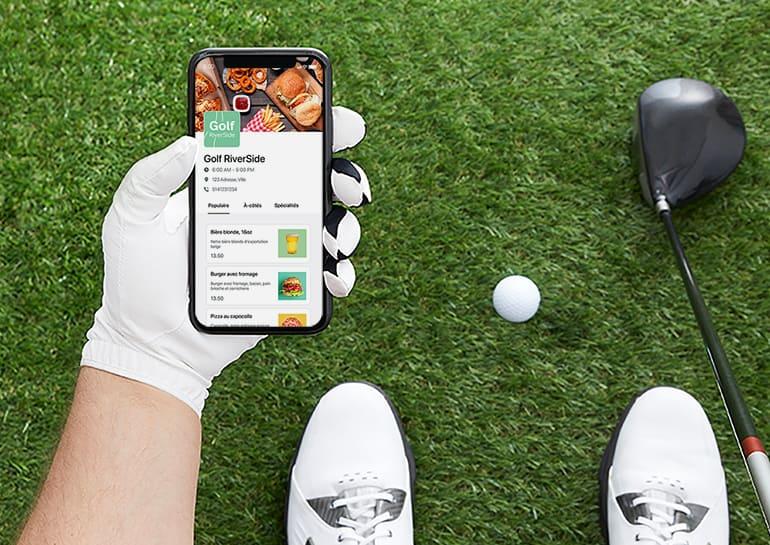 Les golfeurs affamés ralentissent-ils le rythme de jeu ?